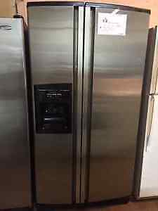 refrigerateur stainless