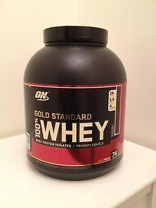 matrix anabolic gold whey protein
