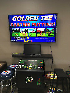 GOLDEN TEE HOME EDITION 2019