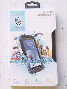 Lifeproof Nuud Case for Samsung S3 and s4