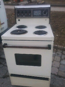 Free 24 inch stove - working