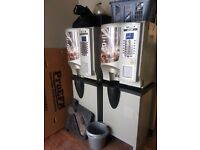 Used Coffee Vending Machines 2 pcs