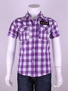 Jungen Hemd 164