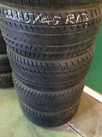 4 new winter tires (245/45 r17)
