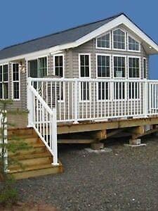 New lakefront cottage development !