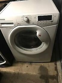 54 Hoover DYN8144D1X 8kg 1400Spin White LCD A+Rated Washing Machine 1 YEAR GUARANTEE FREE FITTING