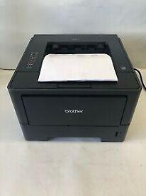 BROTHER HL-5450DN A4,A5,A7 Fast Laser Duplex Printer + Warranty