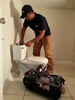 FREE estimation+30% discount for all plumbing services you need