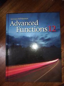 Grade 12 Advanced Function Textbook