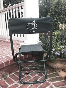 Golf Folding Chair Ebay