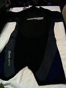 Mens Body Glove Shorty Black Wetsuit for sale. Size L.BRAND NEW