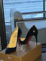 New Christian Louboutin Pigalle Size 5.5 - BRAND NEW