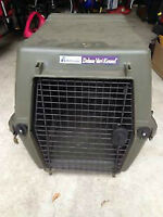 Deluxe carrier kennel good condition Watch|Share |Print