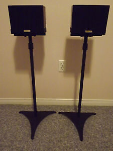 Kenwood 100 Watt surround sound speakers