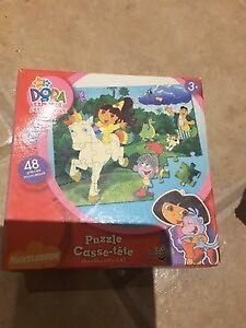 Dora et Diego albums et livres cartonnés