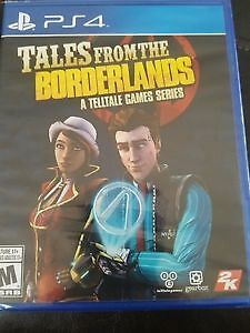 Tales from the Borderland PS4 NEW