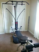 Bowflex Ultimate and Accessories