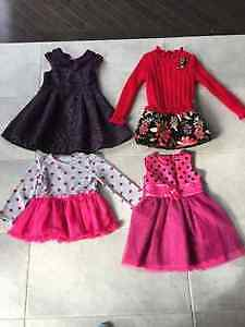 Gril's 18 months to 2T dresses