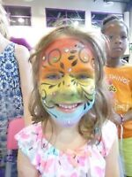 Face Painting, affordable, fun and fair rates