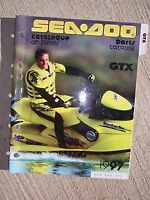 1997 SEA DOO GTX PARTS CATALOGUE