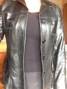 Pantalons femme cuir & Vestons