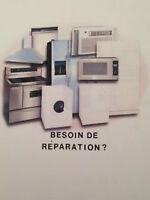 Service de Réparation à Domicile $40