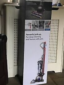 DYSON Ball Animal 2 Upright Vacuum Cleaner - Iron & Red