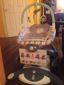 Baby Swing & Carrier for $80