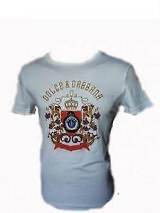 Dolce gabbana t shirt ebay for Dolce gabbana t shirt women