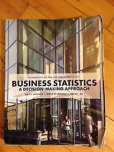 Books for business, Engineering in JMSB / Concordia & Mcgill