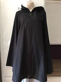 Nearly New Poncho in Black