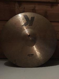 """Zildjian 20"""" K Jazz Ride"""