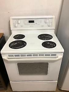 Whirlpool stove good working condition delivery available