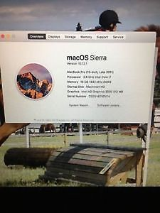 13'' Macbook Pro with SSD