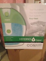 Conair Hydra Heat foot spa