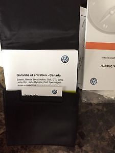 2015/6 VW JETTA CAR OWNERS MANUAL BOOKS GUIDE CASE ALL MODELS