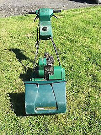 Suffolk punch petrol mower