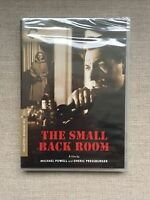 Small Black Room Criterion Collection DVD New Sealed OOP