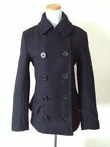 Mens Pea Coat | eBay