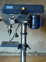 10 Inch Table Top Drill Press Master Craft