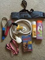 Gently Used Condition Dog Accessories (Furminator gone)