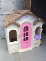 maisonnette step2 sweethear playhouse