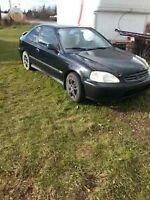 2000 Honda coupe
