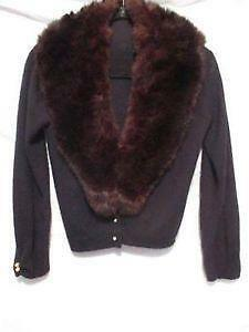 Fur Sweater | eBay