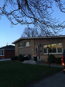 Great spacious House 4bds 2mins walk to St. Clair College
