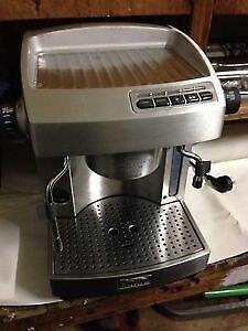 SUNBEAM CAFE SERIES ESPRESSO EM6910 MACHINE Belmont South Lake Macquarie Area Preview