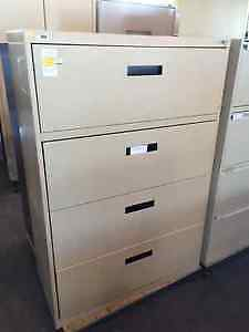 Used 4-Drawer Filing Cabinet