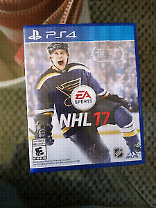 Selling NHL 17 ps4