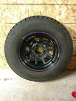 Four(4) Tires and Rims For Sale in Dartmouth