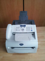 Brother Intellifax 2820 Laser Printer/Fax Machine